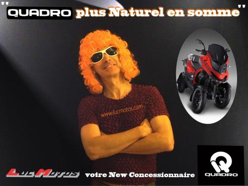 Quadro plus naturel en somme !